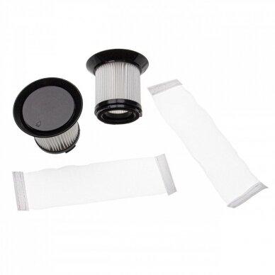 Filtrų rinkinys HEPA dulkių siurbliui Sichler BLS-200 2