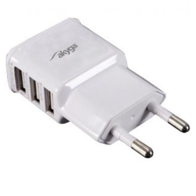 Maitinimo adapteris (kroviklis) USB USB 15.5W