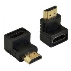 Adapteris HDMI 90°