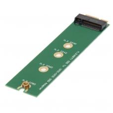 Adapteris M.2 NGFF SSD į 18 kontaktų SSD jungtį Asus Zenbook UX31 UX21 serijai PCH