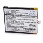 Baterija (akumuliatorius) telefonui Acer Liquid E700, E39 3.8V 3000mAh