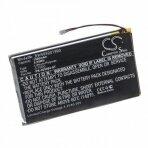 Baterija (akumuliatorius) e-skaityklei Barnes & Nobles GlowLight 3 PR-305084-ST, 3.7V 1500mAh