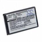 Baterija (akumuliatorius) nuotolinio valdymo pultui BLU 21221-10296051, 3.7V 850mAh
