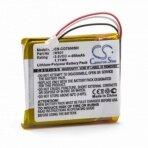 Baterija (akumuliatorius) išmaniesiems laikrodžiams Codio K8, T8 3,8V 450mAh