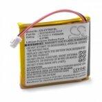 Baterija (akumuliatorius) GPS navigacinei sistemai Coyote Plus S 3.7V 1100mAh