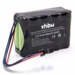 Baterija (akumuliatorius) siurbliui-robotui Ecovacs Deebot CR110, CR112, CEN30 12.0V 800mAh