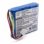 Baterija (akumuliatorius) medicinos įrangai Edan SE-1, SE-3, SE-300 14.4V 2600mAh
