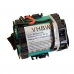 Baterija (akumuliatorius) vejaplovei Gardena R40Li, R70Li, Husqvarna Automower 305, 308 18V 1500mAh