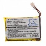 Baterija (akumuliatorius) išmaniesiems laikrodžiams Garmin Forerunner 225 361-00086-00, 3.7V 180mAh