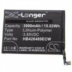 Baterija (akumuliatorius) telefonui Huawei Honor V20 HB426489ECW 3.85V 3900mAh