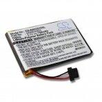 Baterija (akumuliatorius) GPS navigacinei sistemai Navigon 2510 3.7 V 750 mAh