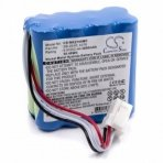 Baterija (akumuliatorius) medicininei stebėjimo įrangai Nihon Kohden PVM-2700 9.6V 3800mAh
