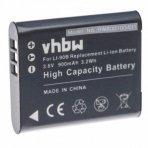 Baterija (akumuliatorius) foto-video kamerai Olympus Li-90B 3.6V 900mAh