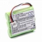 Baterija (akumuliatorius) kraujospūdžio matuokliui Omron HBP-1300, HBP1300 3.6V 2000mAh Ni-MH
