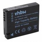 Baterija (akumuliatorius) foto-video kamerai Panasonic DMW-BCJ13E 3.6 V 1000 mAh