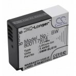 Baterija (akumuliatorius) foto-video kamerai Panasonic DMW-BLG10E 7.4 V 1050mAh