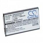 Baterija (akumuliatorius) telefonui Samsung Xcover 550 3.7V 1200mAh