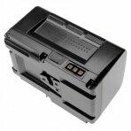 Baterija (akumuliatorius) vaizdo kamerai Sony HDW-800P BP-230W, 14.4V 15600mAh