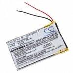 Baterija (akumuliatorius) belaidėms ausinėms Sony MDR-XB650BT LIS1427HEPCC 3.7V 550mAh