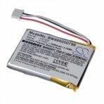 Baterija (akumuliatorius) belaidėms ausinėms Sony MDR-XB950N1 LIS1553 3.7V 1000mAh