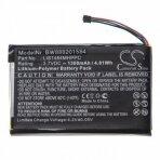 Baterija (akumuliatorius) MP3, MP4 grotuvams Sony NWZ-Z1050 LIS1484MHPPC, 3.7V 1300mAh