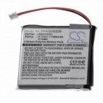 Baterija (akumuliatorius) belaidėms ausinėms Sony WH-1000xM3 SP 624038, 3.7V 1000mAh