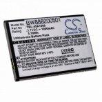 Baterija (akumuliatorius) maršrutizatoriui TP-Link 5600 TBL-45A1000, 3.7V 1000mAh