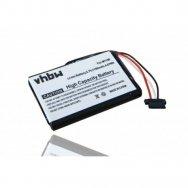 Baterija (akumuliatorius) navigacinei sistemai Medion GoPal E4230 3.7 V 1100mAh