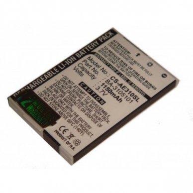 Baterija (akumuliatorius) planšetiniam kompiuteriui Acer E300 / E305 / E360 3.7 V 1150mAh
