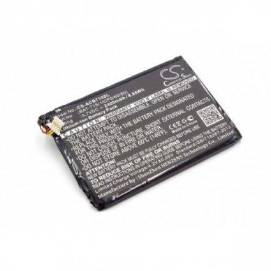 Baterija (akumuliatorius) planšetiniam kompiuteriui Acer Iconia One B1-A71 3.7 V 2400mAh