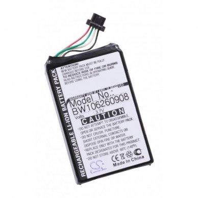 Baterija (akumuliatorius) planšetiniam kompiuteriui Acer N30 3.6V 900mAh