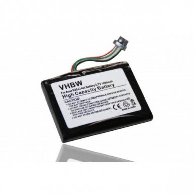 Baterija (akumuliatorius) planšetiniam kompiuteriui Acer N35 3.7V 1000mAh