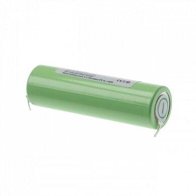 Baterija (akumuliatorius) barzdaskutei Braun EP50 1.2V 2500mAh 2