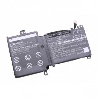 Baterija (akumuliatorius) HP Pavilion X360 11.6 7.6V 4000mAh