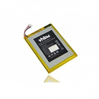 Baterija (akumuliatorius) maršrutizatoriui Huawei E589 3.7V 3000mAh
