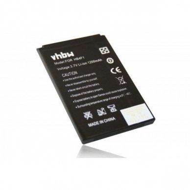 Baterija (akumuliatorius) maršrutizatoriui Huawei HB4F1 3.7V 1200mAh