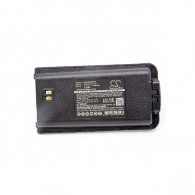 Baterija (akumuliatorius) radijo ryšio stotelei HYT TC-610, TC-620 7.4V, Li-Ion, 1200mAh