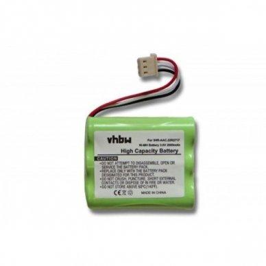 Baterija (akumuliatorius) RAID kontroleriui IBM AS2778 3.6 V 2000 mAh
