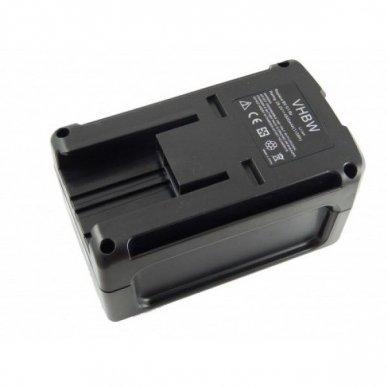 Baterija (akumuliatorius) elektriniam įrankiui Karcher 6.654-255.0 Li-Ion, 25.2V 4500mAh