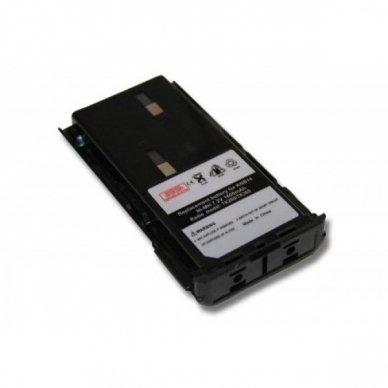 Baterija (akumuliatorius) radijo ryšio stotelei Kenwood KNB-14 7.2V 1600mAh 2