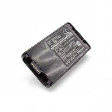 Baterija (akumuliatorius) radijo ryšio stotelei Kenwood KNB-25a, KNB-26 7.2V 1300mAh Ni-MH