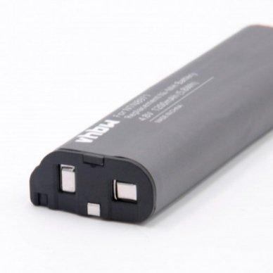 Baterija (akumuliatorius) radijo ryšio stotelei Motorola Funkgerat 4.8V NTN8971 1200mAh 2