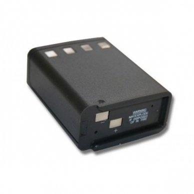 Baterija (akumuliatorius) radijo ryšio stotelei Motorola HT600, MT1000 9.6V, NI-MH, 1200mAh