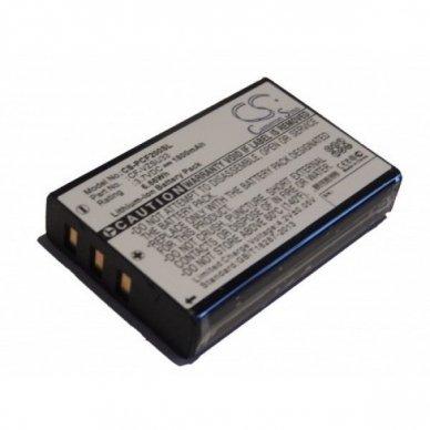 Baterija (akumuliatorius) Panasonic Toughbook CF-P2 3.7V 1600mAh