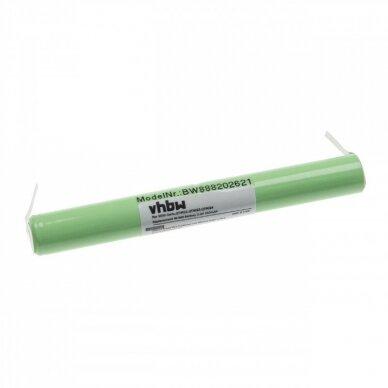 Baterija (akumuliatorius) barzdaskutei Philips Serija 5000, QT4023 2.4V 950mAh
