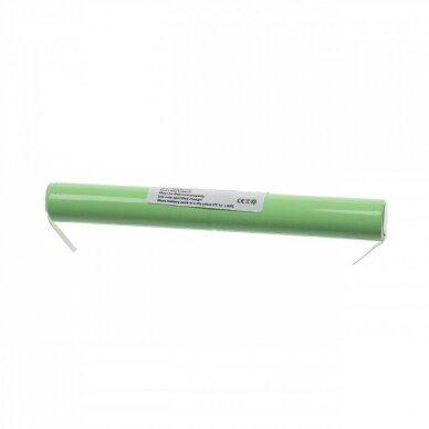 Baterija (akumuliatorius) barzdaskutei Philips Serija 5000, QT4023 2.4V 950mAh 2