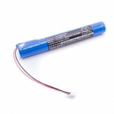 Baterija (akumuliatorius) radijo imtuvui Pure Move 400D 3.7V 6000mAh