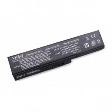 Baterija (akumuliatorius) Toshiba PA3817U 10.8V 4400mAh