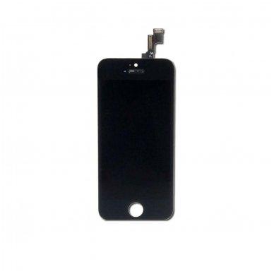 Apple iPhone SE ekrano modulio (juodas) keitimas