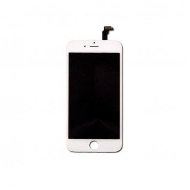Apple iPhone 6 ekrano modulio (baltas) keitimas